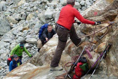 Höhenanpassung für Alpinisten