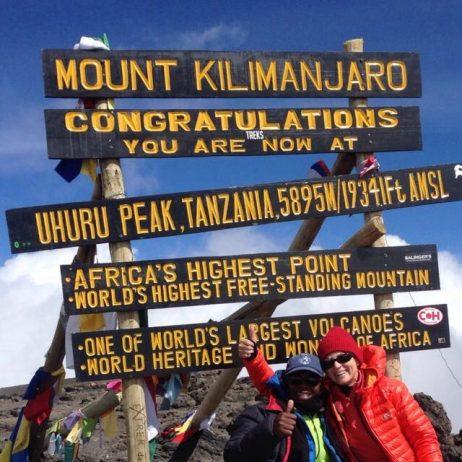 Höhenanpassung für Alpinisten Kili