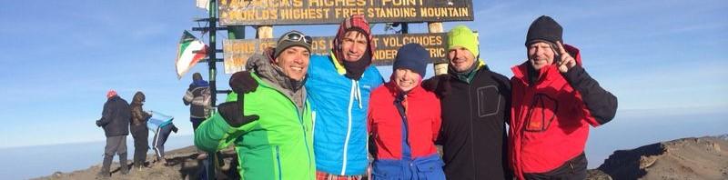 wenn Kunden ein Reise tun – erfolgreiche Besteigung des Kilimanjaro