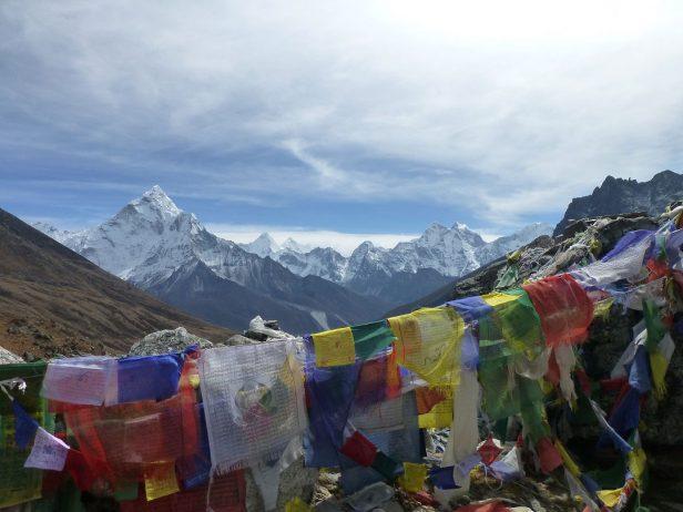 Höhenanpassung für Alpinisten Nepal EBC