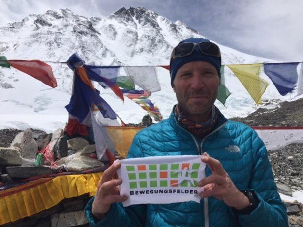 Höhenanpassung für Alpinisten Mount Everest