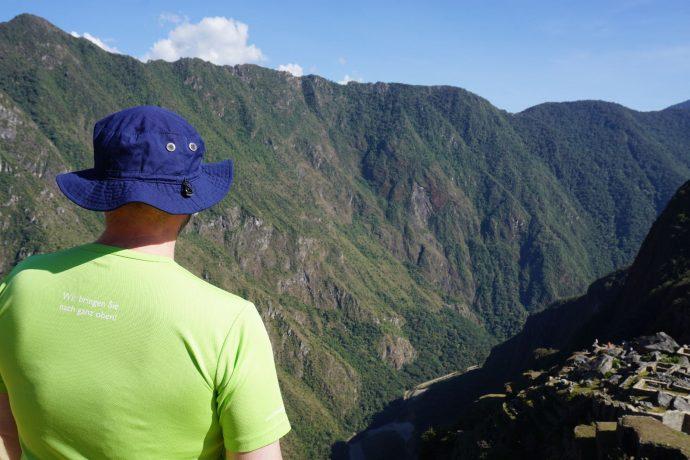 Höhenanpassung für Alpinisten Machu Picchu