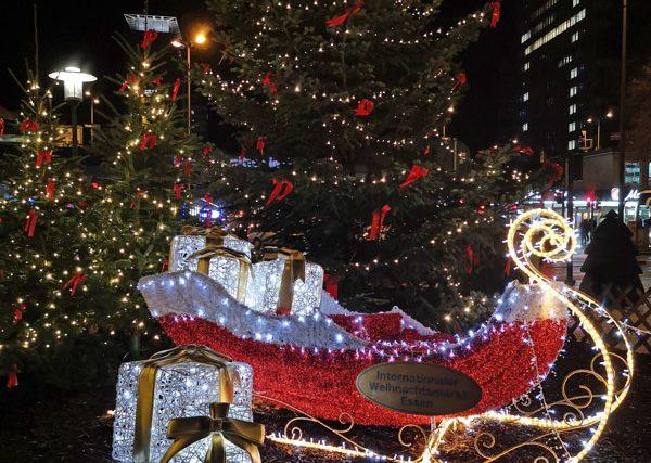 Die Weihnachtszeit steht vor der Tür